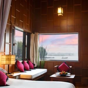 Inle Princess Resort in Inle Lake: Lake House