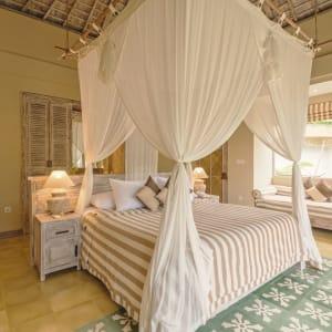 Wapa di Ume Sidemen à Ouest de Bali: Lanai Room | Master bed