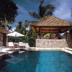 The Oberoi Beach Resort, Lombok: Lombok Oberoi Pool Villa