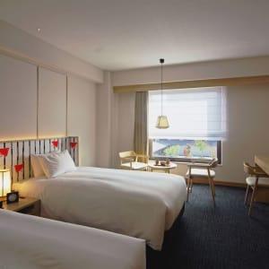 Noku Kyoto Hotel:  Luxury Room