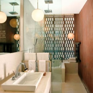 RAAS in Jodhpur: Luxury Room | Bathroom