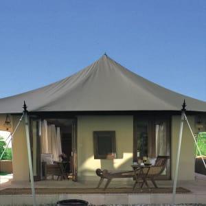 The Oberoi Rajvilas in Jaipur: Luxury Tent