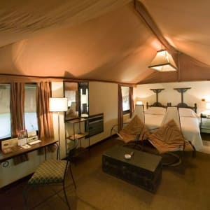 The Ajit Bhawan in Jodhpur: Luxury Tent