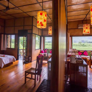 Inle Princess Resort à Lac Inle: Mountain House