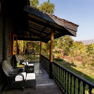 Inle Princess Resort in Inle Lake: Mountain House