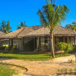 Pristine Mermaid Resort in Ngapali: Ngapali Cottage (Sea View)