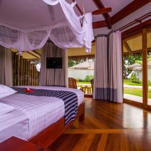 Pristine Mermaid Resort in Ngapali: Ngapali Villa (Sea View)