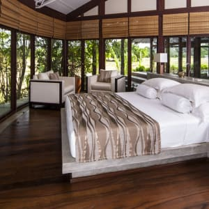Ulagalla by Uga Escapes in Anuradhapura: Nikaweva Villa | Bedroom