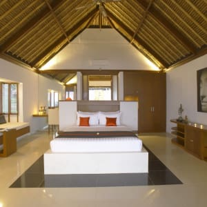 Siddhartha Ocean Front Resort & Spa in Ostbali: Ocean Front Bungalow