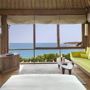 Six Senses Samui in Ko Samui: Ocean Front Pool Villa