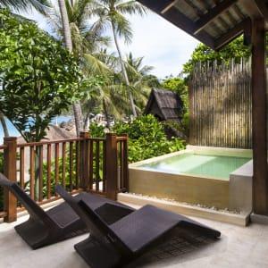 Anantara Rasananda Koh Phangan Villas in Ko Phangan: Ocean Pool Suite