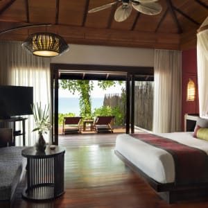 Anantara Rasananda Koh Phangan Villas in Ko Phangan: Ocean Pool Villa