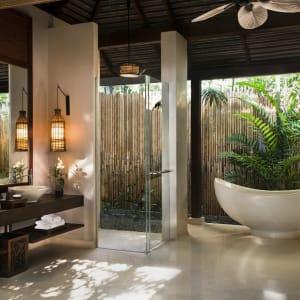Anantara Rasananda Koh Phangan Villas in Ko Phangan: Ocean Pool Villa | Bathroom