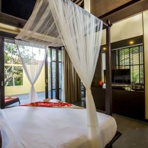 New Star Resort à Ko Samui: Ocean Pool Villa | Bedroom