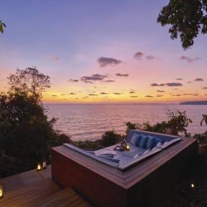 Six Senses Krabey Island à Sihanoukville & Îles: Ocean Pool Villa | Private sundeck