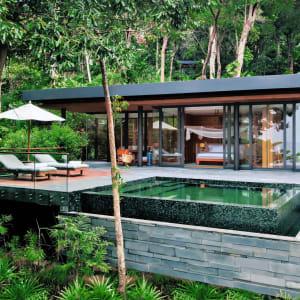 Six Senses Krabey Island à Sihanoukville & Îles: Ocean Pool Villa Suite