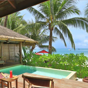 Anantara Rasananda Koh Phangan Villas in Ko Phangan: Ocean Pool Villa | Terrace