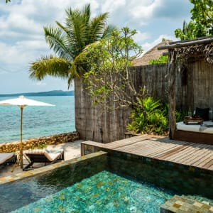 Song Saa Private Island à Sihanoukville & Îles: Ocean View 1 Bedroom Villa