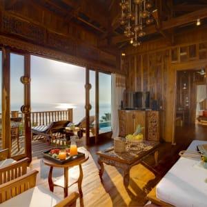 Santhiya Koh Yao Yai Resort & Spa à Ko Yao: Ocean View Pool Villa
