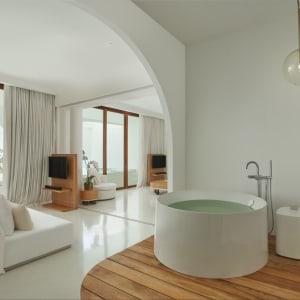 SALA Samui Chaweng Beach Resort in Ko Samui: Oceanfront 1 Bedroom Pool Suite
