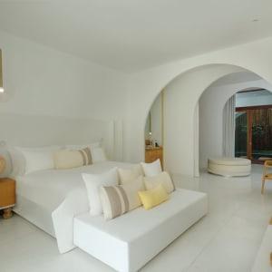 SALA Samui Chaweng Beach Resort in Ko Samui: Oceanfront Garden Pool Suite
