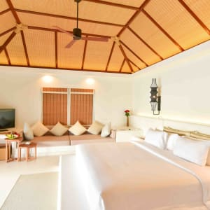 The Royal Sands Koh Rong in Sihanoukville & Inseln: Oceanview Pool Villa