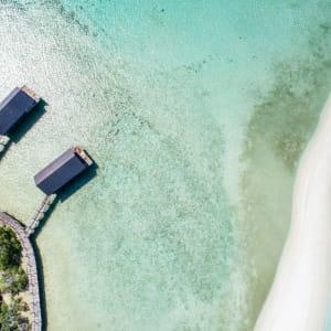 Bawah Reserve: Overwater Suite