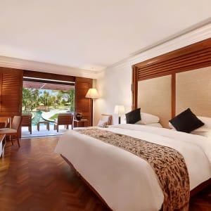 Nusa Dua Beach Hotel & Spa à Sud de Bali: Palace Club Lagoon