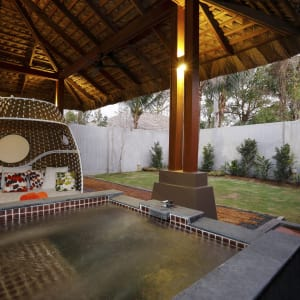 Beyond Resort Khaolak in Khao Lak: Palm Villa Elite with Jacuzzi