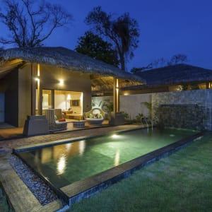 Beyond Resort Khaolak in Khao Lak: Palm Villa Elite with private Pool