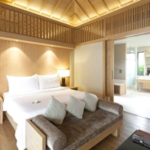 Beyond Resort Khaolak in Khao Lak: Palm Villa Elite with private Pool | Palm Villa Elite with Jacuzzi
