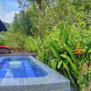 Bungaraya Island Resort in Kota Kinabalu: Plunge Pool Villa