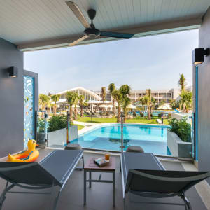 The Sands Khao Lak by Katathani: Pool Access Family Room (Aqua Wing)