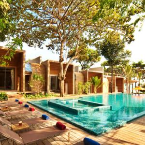 Sai Kaew Beach Resort à Ko Samed: Pool Side Villa