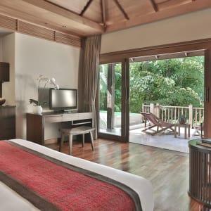 Anantara Rasananda Koh Phangan Villas in Ko Phangan: Pool Suite