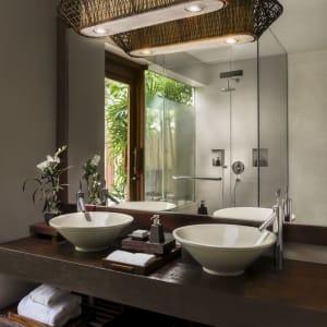 Anantara Rasananda Koh Phangan Villas in Ko Phangan: Pool Suite | Bathroom