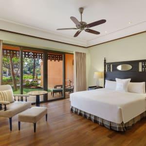 ITC Grand Goa Resort & Spa: Pool View