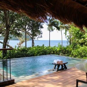El Nido Resorts Pangulasian Island in Palawan: Pool Villa