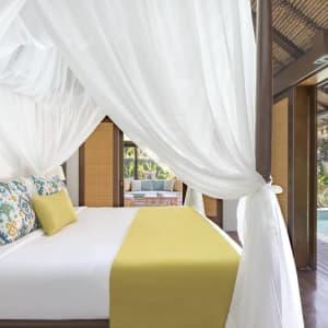 The Pavilions Bali in Südbali: Pool Villa