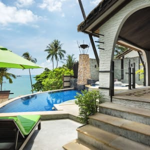 Panviman Resort in Ko Phangan: Pool Villa