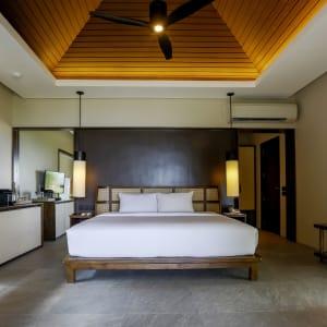 Amorita Resort in Bohol: Pool Villa