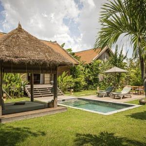 Phum Baitang in Siem Reap: Pool Villa