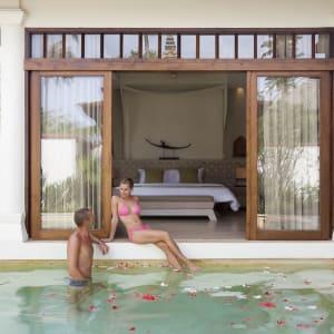 Melati Beach Resort & Spa in Ko Samui: Pool Villa