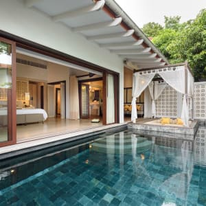 The Shore at Katathani in Phuket: Pool Villa