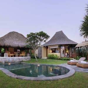 WakaGangga in Südbali: Pool Villa Exterior