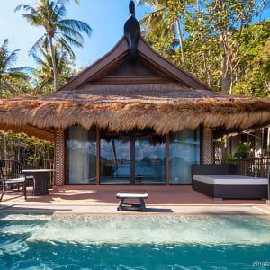 El Nido Resorts Pangulasian Island in Palawan: Pool Villa   Facade