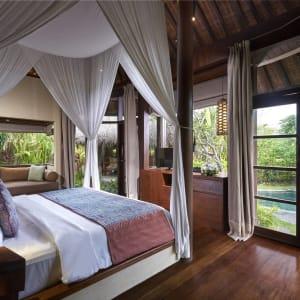 WakaGangga in Südbali: Pool Villa Gardenview
