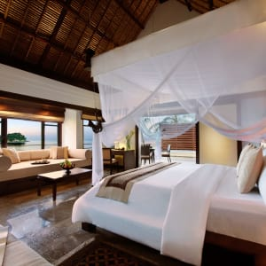Banyan Tree Bintan: Pool Villa on the Rock