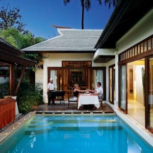 Melati Beach Resort & Spa in Ko Samui: Pool Villa Suite