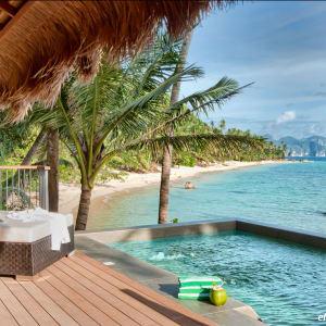 El Nido Resorts Pangulasian Island in Palawan: Pool Villas